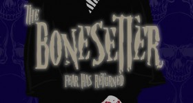 Brett Kelly returns to the fear with a new Bonesetter movie.