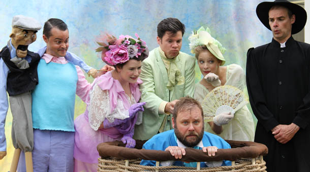 A look at The Merry wives of Windsor